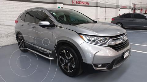 Honda CR-V Touring usado (2019) color Plata Dorado precio $519,000