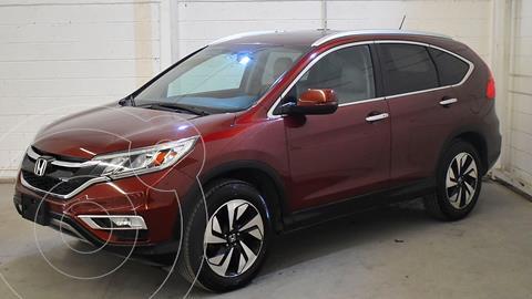 Honda CR-V EXL 2.4L (156Hp) usado (2015) color Rojo precio $275,000