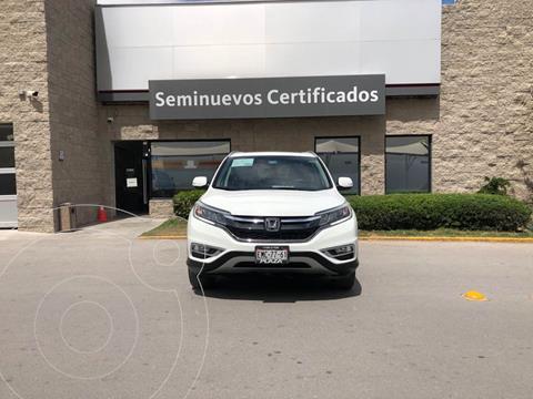 Honda CR-V EXL 2.4L (156Hp) usado (2016) color Blanco precio $369,000