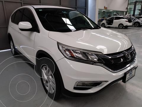 Honda CR-V i-Style usado (2016) color Blanco precio $298,900