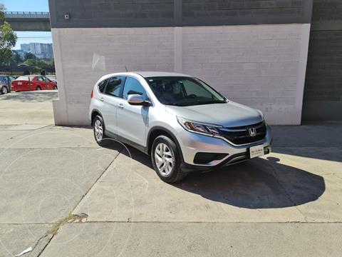 Honda CR-V i-Style usado (2015) color Plata Diamante precio $265,000