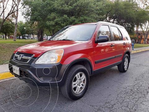 Honda CR-V LX usado (2004) color Rojo precio $98,000