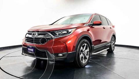 Honda CR-V Turbo Plus usado (2017) color Rojo precio $377,999