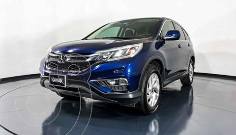 Honda CR-V i-Style usado (2015) color Azul precio $282,999