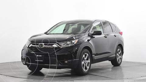 Honda CR-V Turbo Plus usado (2017) color Negro precio $409,500