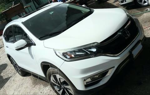 Honda CR-V EXL Navi usado (2015) color Blanco Marfil precio $249,000