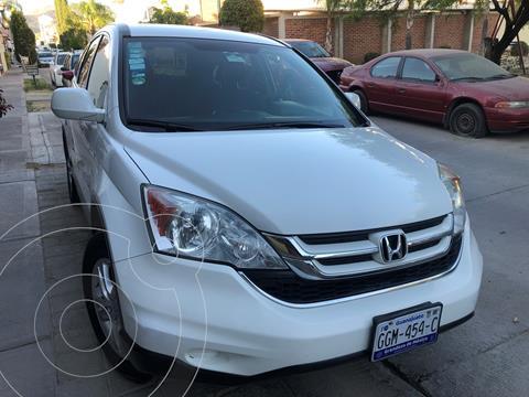 Honda CR-V EX usado (2011) color Blanco precio $170,000