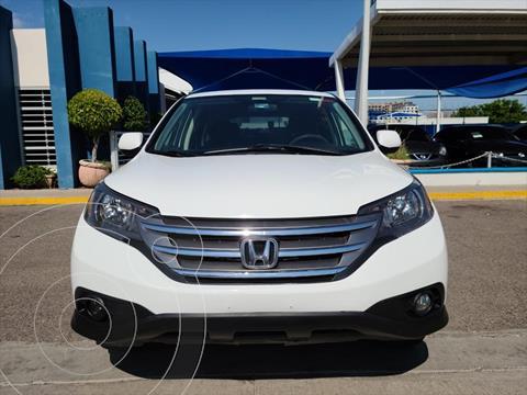 Honda CR-V EX usado (2014) color Blanco precio $240,000