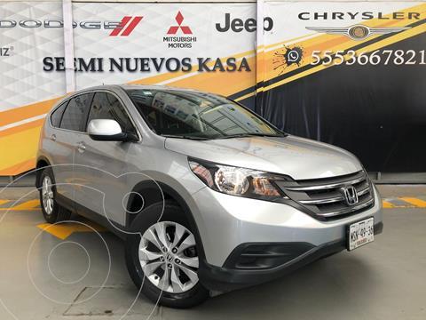 Honda CR-V LX 2.4L (166Hp) usado (2014) color Plata Dorado precio $220,000