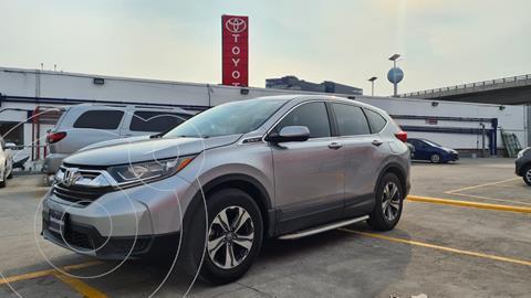 Honda CR-V EX usado (2018) color Plata precio $399,000
