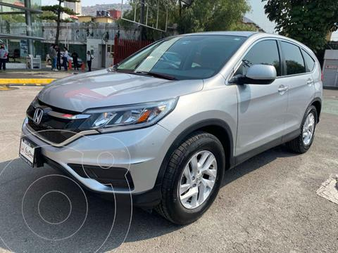 Honda CR-V LX usado (2016) color Plata precio $277,000
