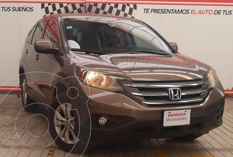 Honda CR-V EX usado (2014) color Tungsteno financiado en mensualidades(enganche $130,000 mensualidades desde $6,531)