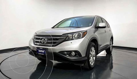 Honda CR-V EXL NAVI 4WD usado (2013) color Plata precio $242,999