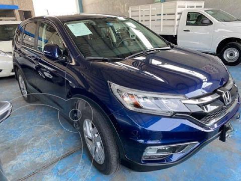 Honda CR-V i-Style usado (2015) color Azul precio $253,000