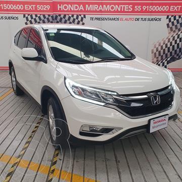 Honda CR-V i-Style usado (2015) color Blanco Marfil financiado en mensualidades(enganche $73,750 mensualidades desde $8,250)