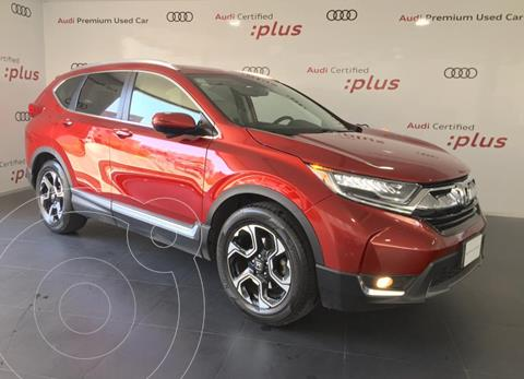 Honda CR-V Touring usado (2018) color Rojo precio $434,000