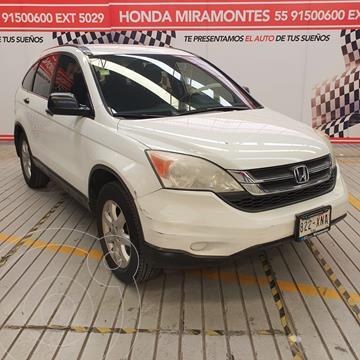 Honda CR-V LX usado (2010) color Blanco precio $190,000