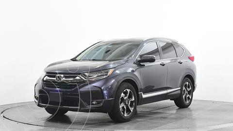 Honda CR-V Touring usado (2018) color Gris precio $451,209