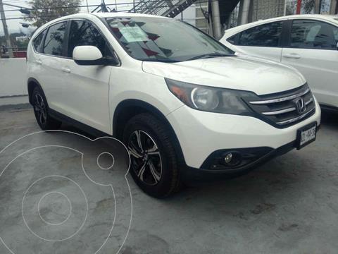 Honda CR-V EX 2.4L (166Hp) usado (2014) color Blanco precio $245,000