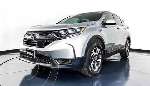 Honda CR-V EX 2.4L (156Hp) usado (2017) color Plata precio $362,999