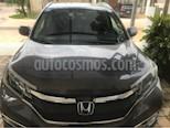 Honda CR-V EXL Navi usado (2016) color Gris precio $320,000