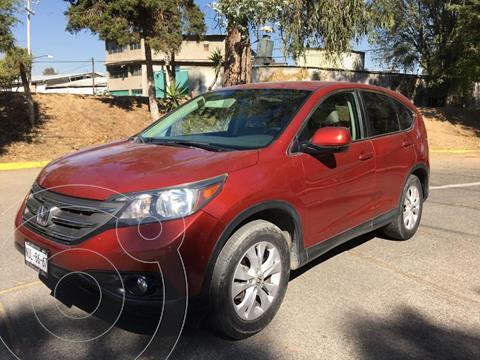 Honda CR-V EX 2.4L (156Hp) usado (2014) color Rojo Cobrizo precio $219,000