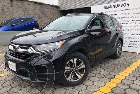 Honda CR-V EX 2.4L (156Hp) usado (2018) color Negro precio $413,000