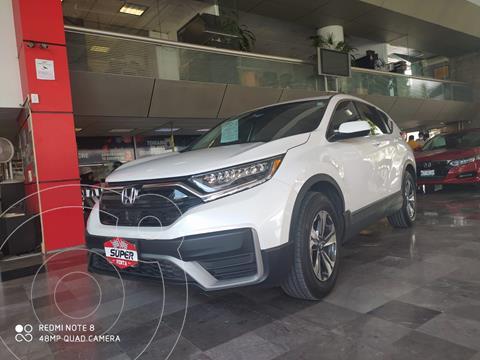 Honda CR-V Turbo usado (2020) color Blanco precio $485,000