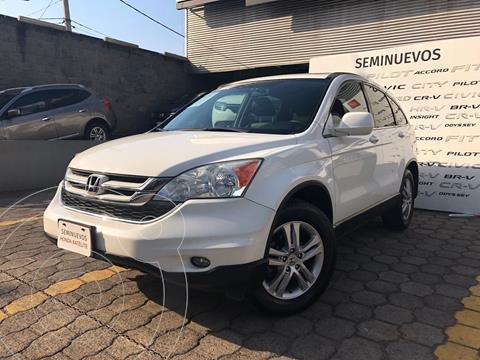 Honda CR-V EXL usado (2011) color Blanco precio $223,000