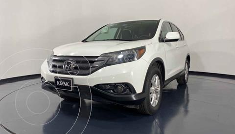 Honda CR-V EXL NAVI 4WD usado (2013) color Blanco precio $242,999
