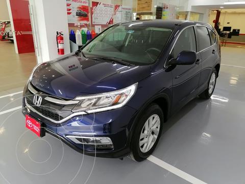 Honda CR-V i-Style usado (2016) color Azul Oscuro precio $287,000