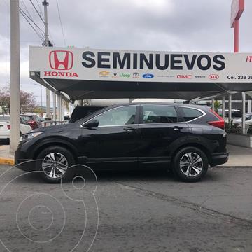 Honda CR-V EX usado (2017) color Negro precio $309,000