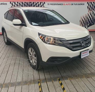 Honda CR-V LX usado (2013) color Blanco Marfil financiado en mensualidades(enganche $122,500 mensualidades desde $11,459)