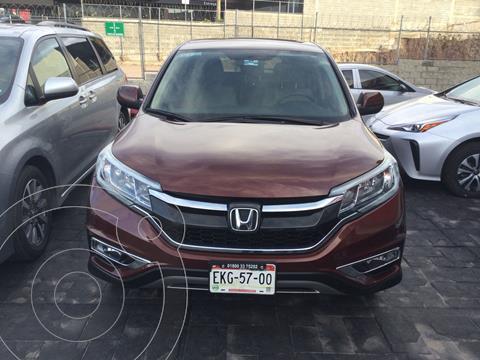 Honda CR-V i-Style usado (2015) color Cafe precio $268,000