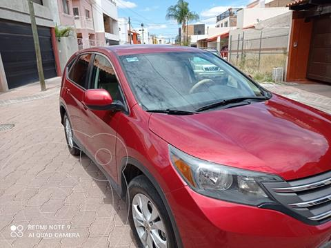 Honda CR-V EX usado (2014) color Rojo precio $245,000