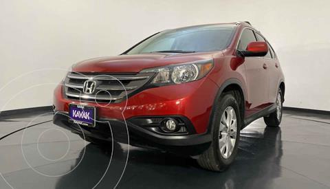Honda CR-V EXL 2.4L (166Hp) usado (2013) color Rojo precio $239,999