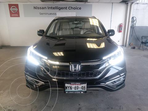 Honda CR-V EXL 2.4L (156Hp) usado (2016) color Negro precio $330,000