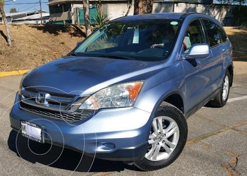 Honda CR-V EX 2.4L (166Hp) usado (2011) color Azul precio $180,000