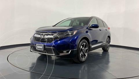 Honda CR-V Touring usado (2018) color Azul precio $434,999