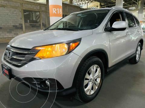 Honda CR-V EX 2.4L (156Hp) usado (2013) color Plata precio $218,000