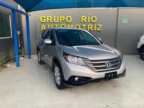 Honda CR-V EX 2.4L (166Hp) usado (2014) color Plata Dorado precio $239,000