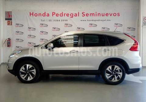 Honda CR-V EXL 2.4L (156Hp) usado (2016) color Plata Dorado precio $315,000
