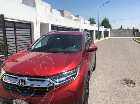 Honda CR-V Turbo Plus usado (2018) color Rojo precio $420,000