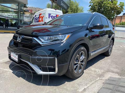 Honda CR-V Touring  usado (2021) color Negro precio $617,000