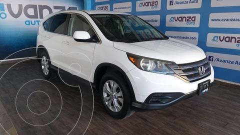 Honda CR-V EX usado (2014) color Blanco financiado en mensualidades(enganche $82,990 mensualidades desde $8,350)