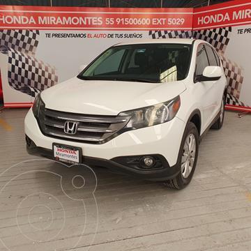 Honda CR-V EX Premium usado (2014) color Blanco precio $260,000