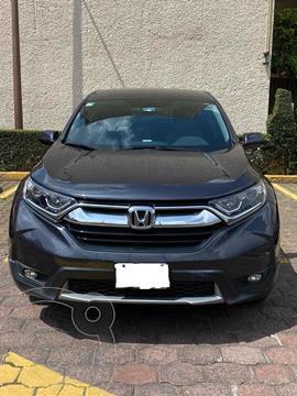 Honda CR-V Turbo Plus usado (2018) color Gris precio $121,000