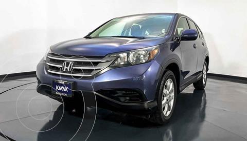 Honda CR-V EXL NAVI 4WD usado (2013) color Azul precio $204,999