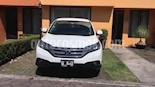 Honda CR-V EX 2.4L (166Hp) usado (2012) color Blanco precio $200,000