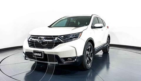 Honda CR-V Touring usado (2018) color Blanco precio $434,999